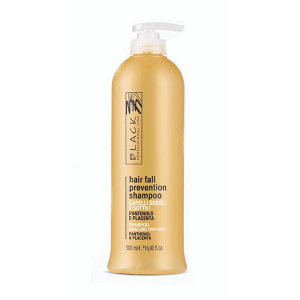 Sampon Impotriva Caderii Parului - Black Professional Line Hair Fall Prevention Shampoo, 500ml esteto.ro