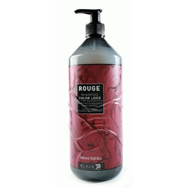 Sampon de Protectie pentru Culoarea Parului - Black Professional Line Rouge Color Lock Shampoo, 1000ml esteto.ro