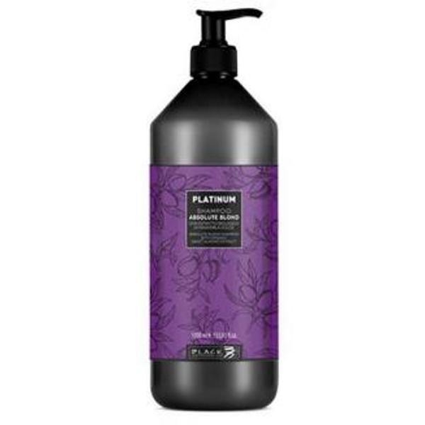 Sampon pentru Mentinerea Blondului Perfect - Black Professional Line Absolute Blond Shampoo, 1000ml