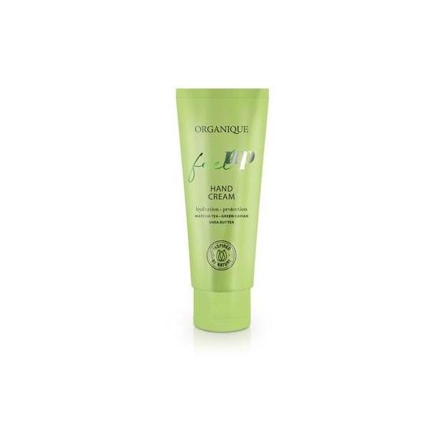 Crema maini Feel-up, Organique, tub, 70 ml imagine produs