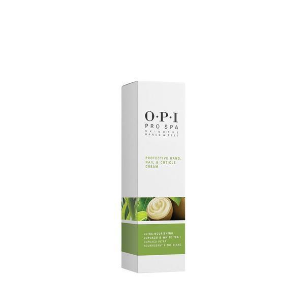 Crema protectoare pentru unghii si cuticule OPI Pro Spa Protective Hand &Nail&Cuticle 60ml imagine produs