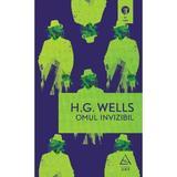 Omul invizibil - H.G. Wells, editura Grupul Editorial Art