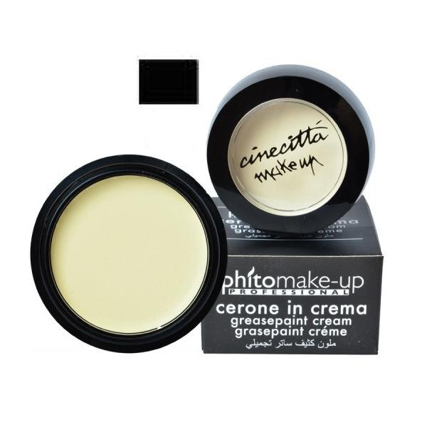Fard Cremos Mediu - Cinecitta PhitoMake-up Professional Cerone in Crema Grease - Paint nr 1 imagine produs