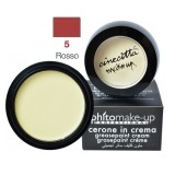 Fard Cremos Mediu - Cinecitta PhitoMake-up Professional Cerone in Crema Grease - Paint nr 5