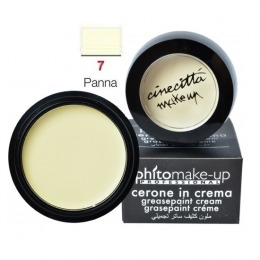 Fard Cremos Mediu - Cinecitta PhitoMake-up Professional Cerone in Crema Grease - Paint nr 7