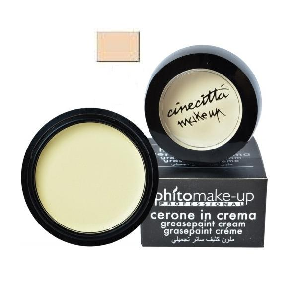 Fard Cremos Mediu - Cinecitta PhitoMake-up Professional Cerone in Crema Grease - Paint nr 8 imagine produs