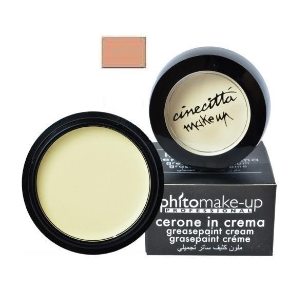 Fard Cremos Mediu - Cinecitta PhitoMake-up Professional Cerone in Crema Grease - Paint nr 10 imagine produs