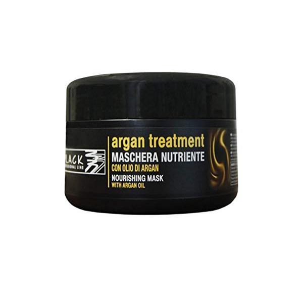 Masca de Par cu Ulei de Argan Hranitor - Black Professional Line Nourishing Hair Mask, 250ml imagine produs