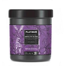 Masca pentru Mentinerea Blondului Perfect – Black Professional Line Absolute Blond Mask Platinum, 1000ml de la esteto.ro