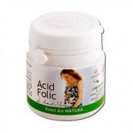 Acid Folic Medica, 25 capsule