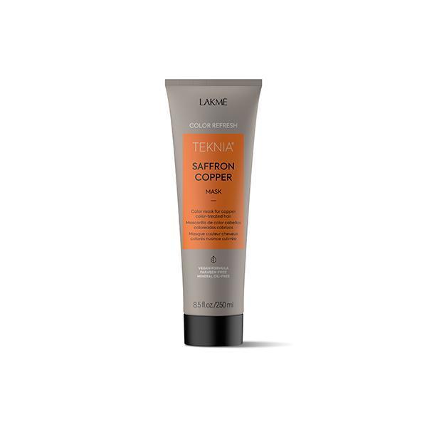 Tratament pentru par Saffron Copper, Lakme, 250 ml