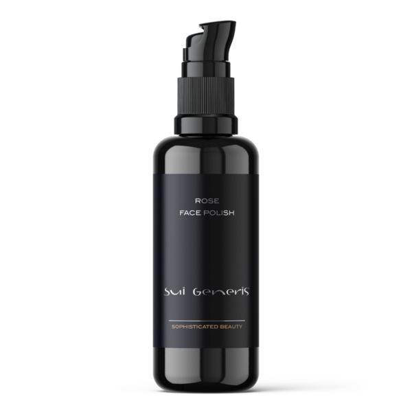Exfoliant fata cu tripla actiune, lumineaza si netezeste tenul instantaneu - Hera medical rose face polish cleanser 60 ml imagine produs