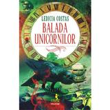 Balada unicornilor - Ledicia Costas, editura Polirom