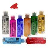 Fard Lichid Hidrosolubil - Cinecitta PhitoMake-up Professional Cerone Liquido Body Color 125 ml nr 2