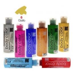 Fard Lichid Hidrosolubil - Cinecitta PhitoMake-up Professional Cerone Liquido Body Color 125 ml nr 6