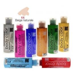 Fard Lichid Hidrosolubil - Cinecitta Phitomake-up Professional Cerone Liquido Body Color 125 Ml Nr 11