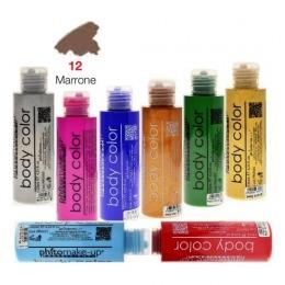 Fard Lichid Hidrosolubil - Cinecitta PhitoMake-up Professional Cerone Liquido Body Color 125 ml nr 12