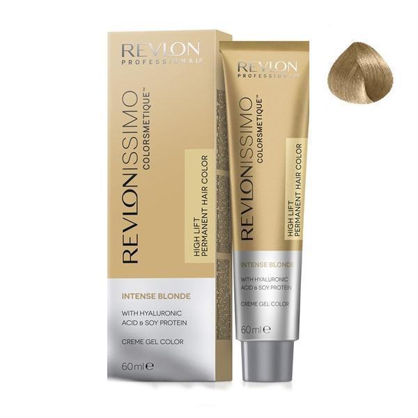 Vopsea Crema Permanenta - Revlon Professional Revlonissimo Colorsmetique Intense Bonde Permanent Hair Color, nuanta 1200 Natural, 60 ml