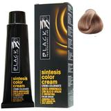Vopsea Crema fara Amoniac - Black Professional Line Sintesis Color Cream Ammonia Free, nuanta 8.06 Warm Light Blond, 100ml