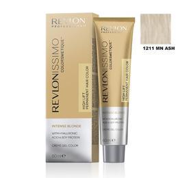 Vopsea Crema Permanenta – Revlon Professional Revlonissimo Colorsmetique Intense Blonde Permanent Hair Color, nuanta 1211 MN Ash, 60 ml de la esteto.ro