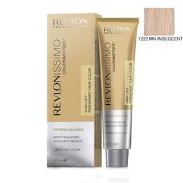 Vopsea Crema Permanenta - Revlon Professional Revlonissimo Colorsmetique Intense Blonde Permanent Hair Color, nuanta 1222 MN Indescent, 60 ml
