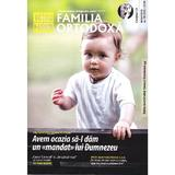 Familia ortodoxa Nr.10 (129) + CD Octombrie 2019, editura Familia Ortodoxa