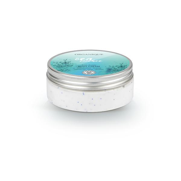 Crema corp esenta marina, Organique, 200 ml