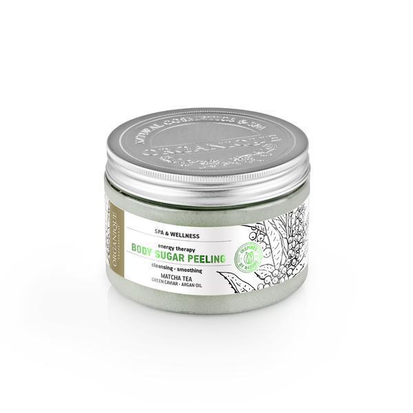 Exfoliant corporal Feel-Up, Organique, 450 ml poza