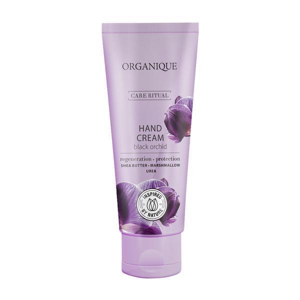 Crema pentru maini cu orhidee neagra, Organique, 70 ml imagine produs