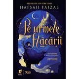 Pe urmele flacarii - Hafsah Faizal, editura Storia
