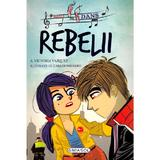Scoala de dans. Rebelii - Victoria Vazquez, Carlos Navarro, editura Girasol