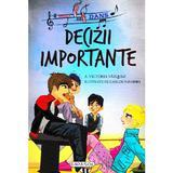 Scoala de dans. Decizii importante - Victoria Vazquez, Carlos Navarro, editura Girasol