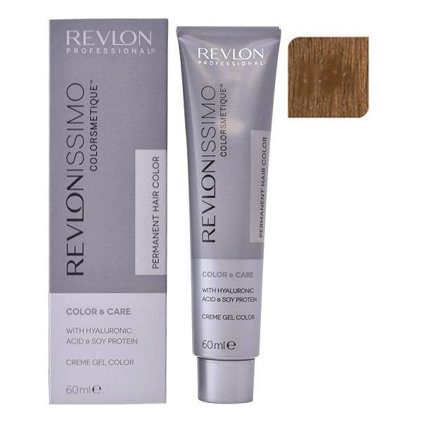 Vopsea Permanenta - Revlon Professional Revlonissimo Colorsmetique Permanent Hair Color, nuanta 5.41 Deep Chestnut Light Brown, 60ml poza