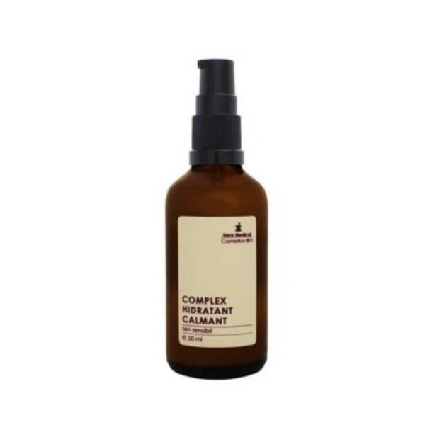 Complex hidratant calmant, Hera Medical Cosmetice BIO, 50 ml imagine produs