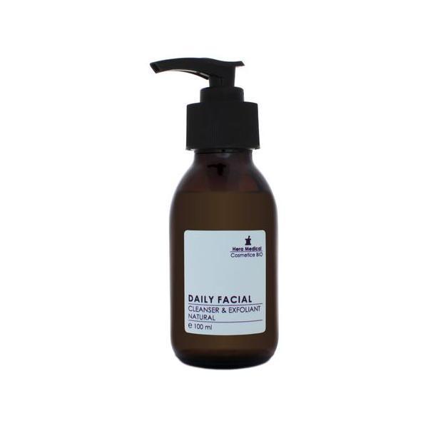 Daily Facial, Gel de curatire faciala, Hera Medical Cosmetice BIO, 100 ml imagine
