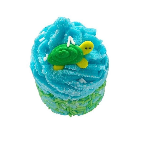 Sare baie Mallow Turtley Awesome, Bomb Cosmetics, 50 gr poza