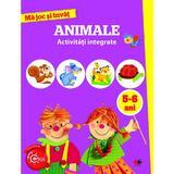 Ma joc si invat. animale. activitati integrate 5-6 ani