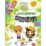 Cunoasterea mediului 4-5 ani - Stefania Antonovici, Alice Ileana Gitan, Daniela Trifu, editura Aramis