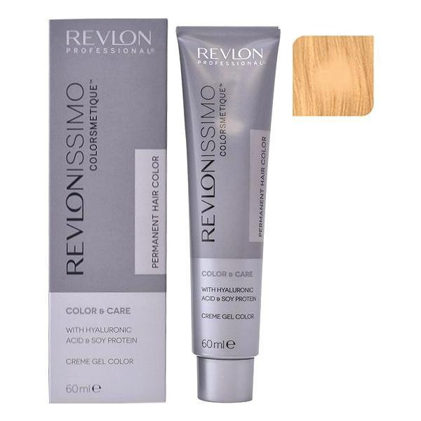 Vopsea Permanenta - Revlon Professional Revlonissimo Colorsmetique Permanent Hair Color, nuanta 9.3 Very Light Golden Blonde, 60ml