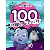 Disney Vampirina.100 de jocuri si activitati, editura Litera