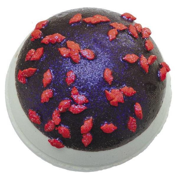 Bila efervescenta de baie Chocolate Kisses, Bomb Cosmetics, 160 gr imagine produs