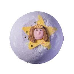 Bila efervescenta de baie The Princess & the Bath, Bomb Cosmetics, 160 gr