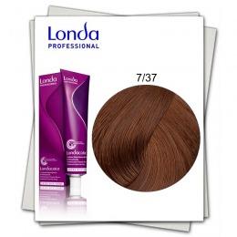 Vopsea Permanenta - Londa Professional nuanta 7/37 blond mediu auriu maro
