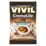 Bomboane fara Zahar Brasilitos Creme Life Vivil, 110 g