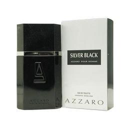 Apa de Toaleta Azzaro Silver Black, Barbati, 100ml de la esteto.ro