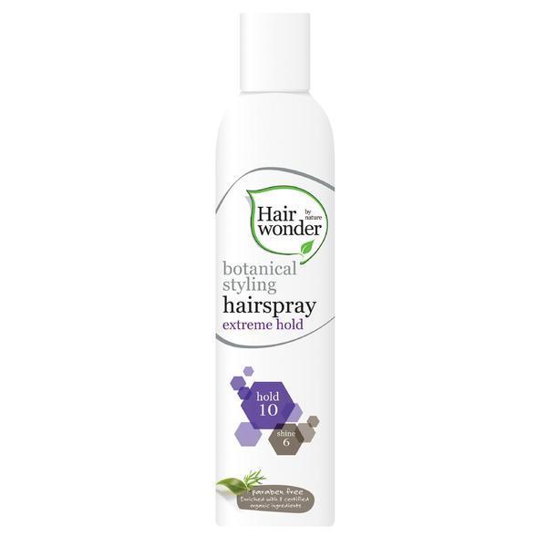 Spray pentru fixarea parului - Extra Strong, Hairwonder, 300 ml imagine produs