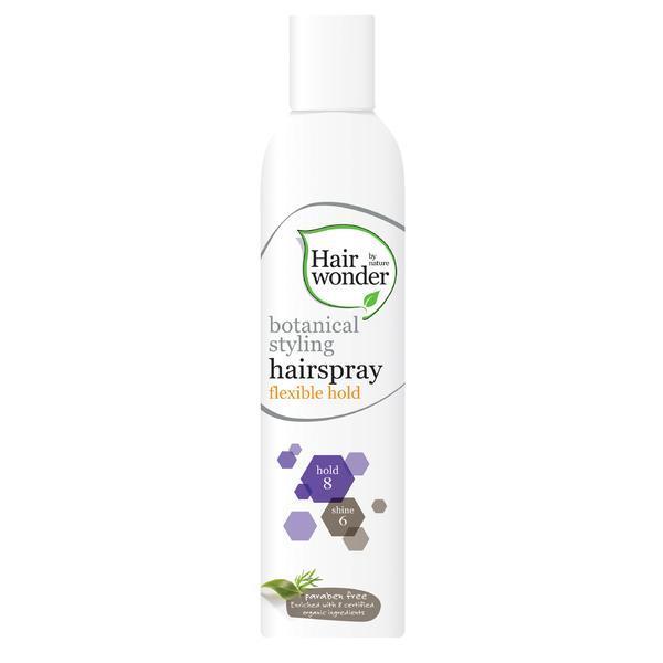 Spray pentru fixarea parului - Flexibil, Hairwonder, 300 ml imagine produs