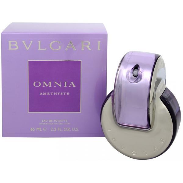 Apa de Toaleta Bvlgari, Omnia Amethyste, Femei, 65 ml imagine produs