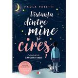 Distanta dintre mine si cires - Paola Peretti, editura Litera