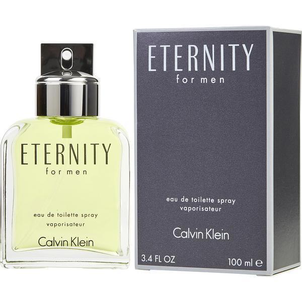 Apa de Toaleta Calvin Klein Eternity, Barbati, 100ml poza